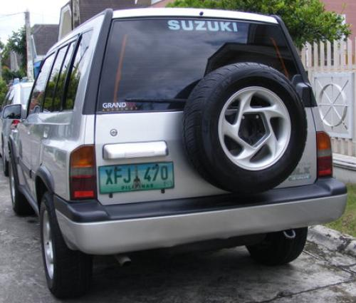 Vehicles Used Car Suzuki Vitara 2002 Buy And Sell Philippines